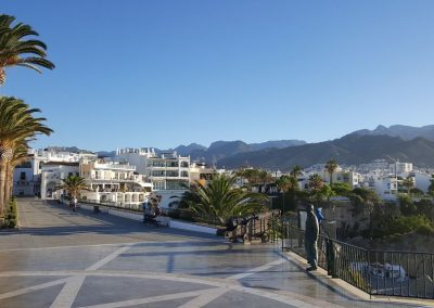 Nerja and Balcón de Europa